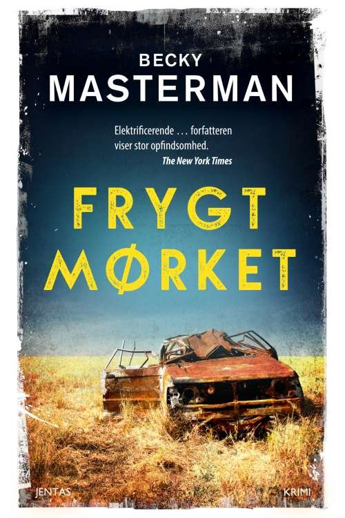 Image of   Frygt Mørket - Becky Masterman - Cd Lydbog