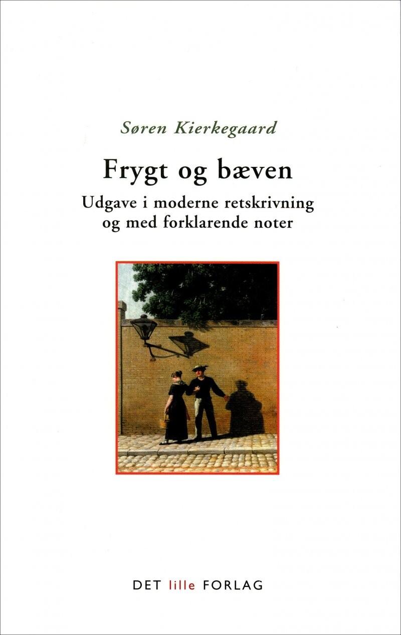 Image of   Frygt Og Bæven - Kierkegaard - Bog
