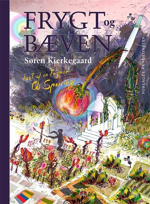 Frygt Og Bæven - Søren Kirkegaard - Bog