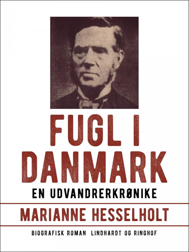 Fugl I Danmark - Marianne Hesselholt - Bog