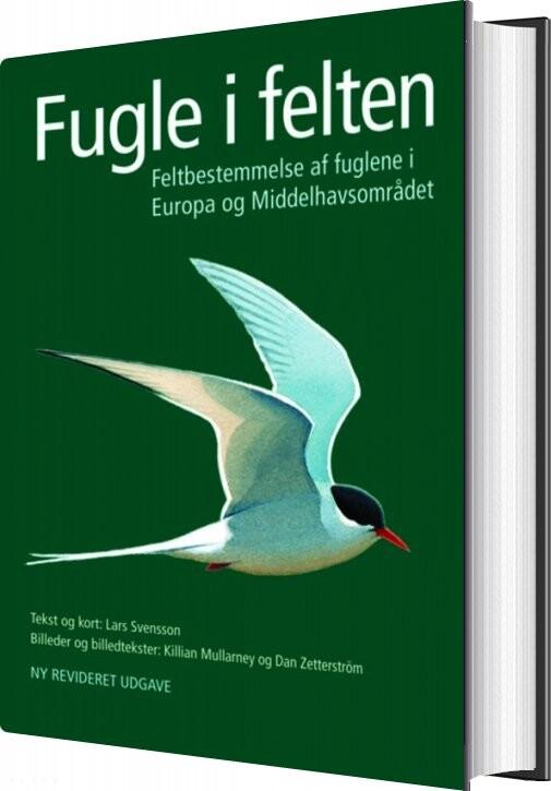 Billede af Fugle I Felten, Rev.udg - Killian Mullarney - Bog