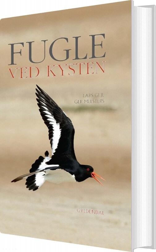Fugle Ved Kysten - Lars Gejl - Bog