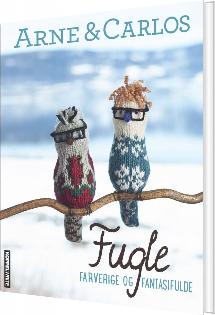 Fugle - Arne & Carlos - Bog