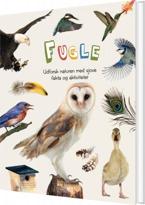 Billede af Fugle - Diverse - Bog