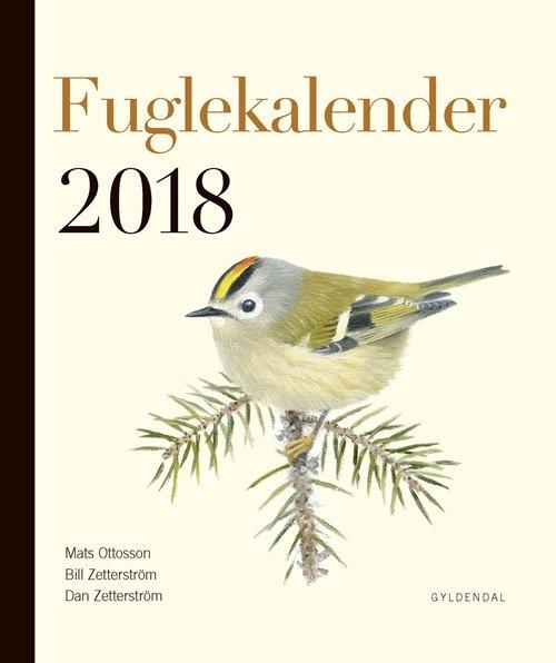 Image of   Fuglekalender 2018 - Dan Zetterström - Bog