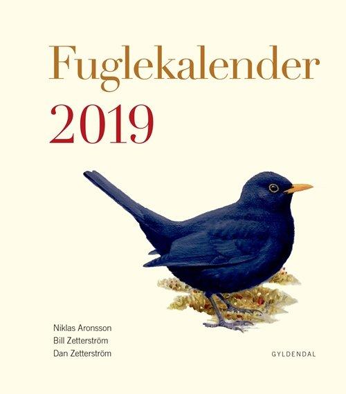 Image of   Fuglekalender 2019