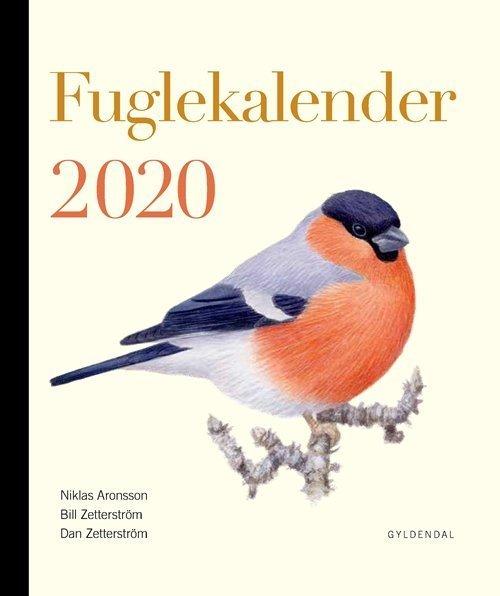 Image of   Fuglekalender 2020 - Dan Zetterström - Bog