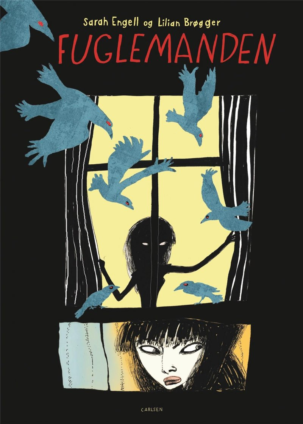 Billede af Fuglemanden - Sarah Engell - Tegneserie