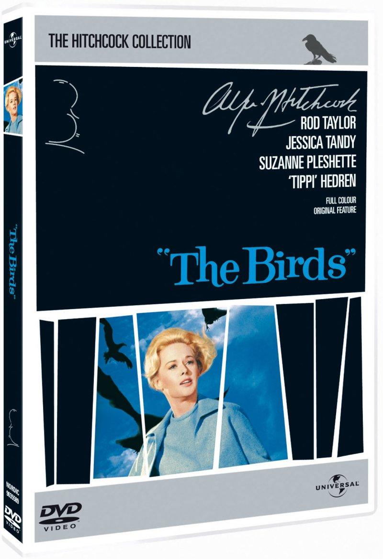 Image of   Fuglene - DVD - Film