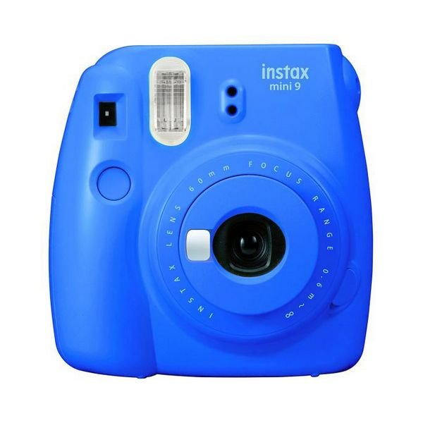 Image of   Fujifilm - Instax Mini 9 - Blå