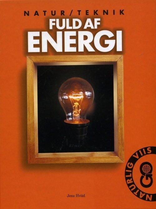 Fuld Af Energi - Elevbog - Frank Jensen - Bog