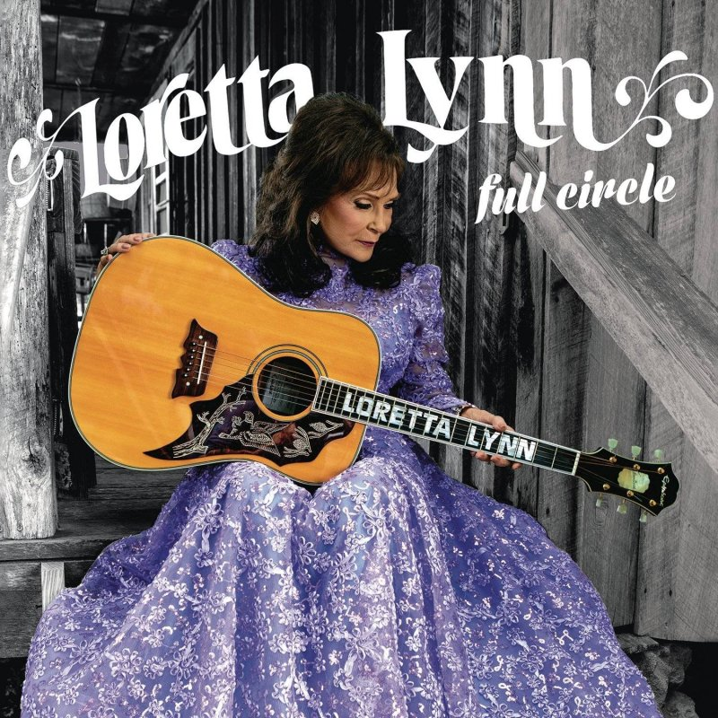 Image of   Loretta Lynn - Full Circle - CD