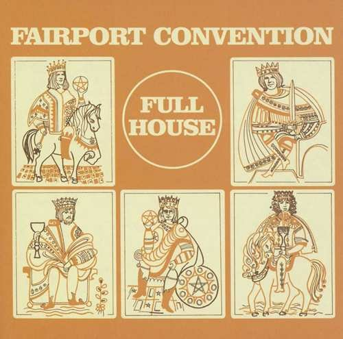 Image of   Fairport Convention - Full House - CD