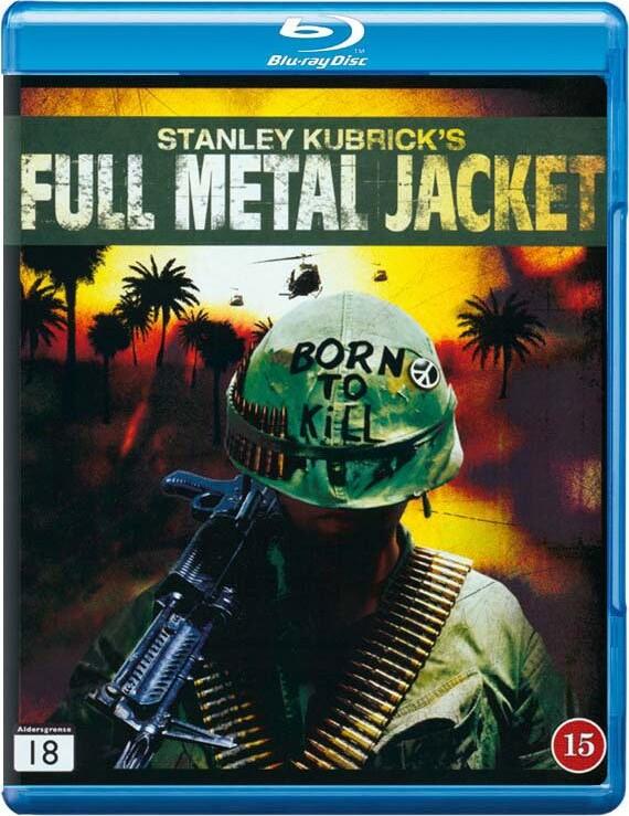 Billede af Full Metal Jacket - Blu-Ray