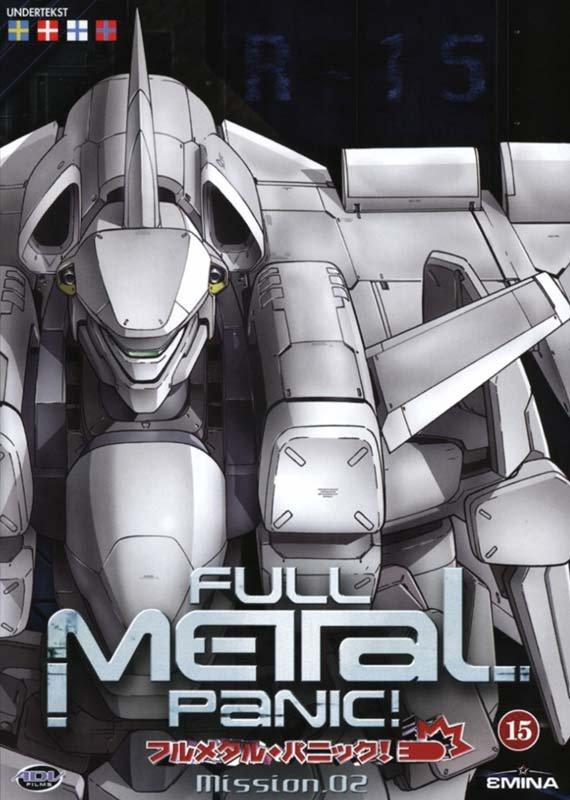 Billede af Full Metal Panic - Mission 02 - DVD - Film