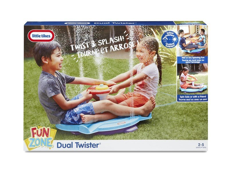 Image of Fun Zone Dual Twister