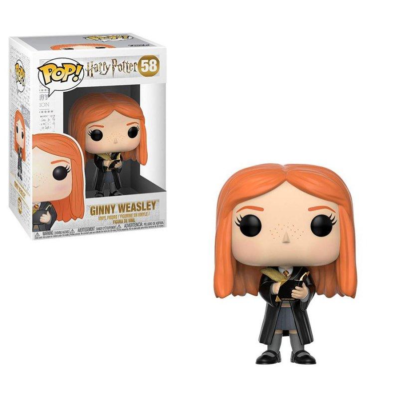 Funko Pop! Figur - Harry Potter - Ginny Weasley → Køb ...