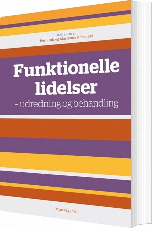 Image of   Funktionelle Lidelser - Marianne Rosendal - Bog