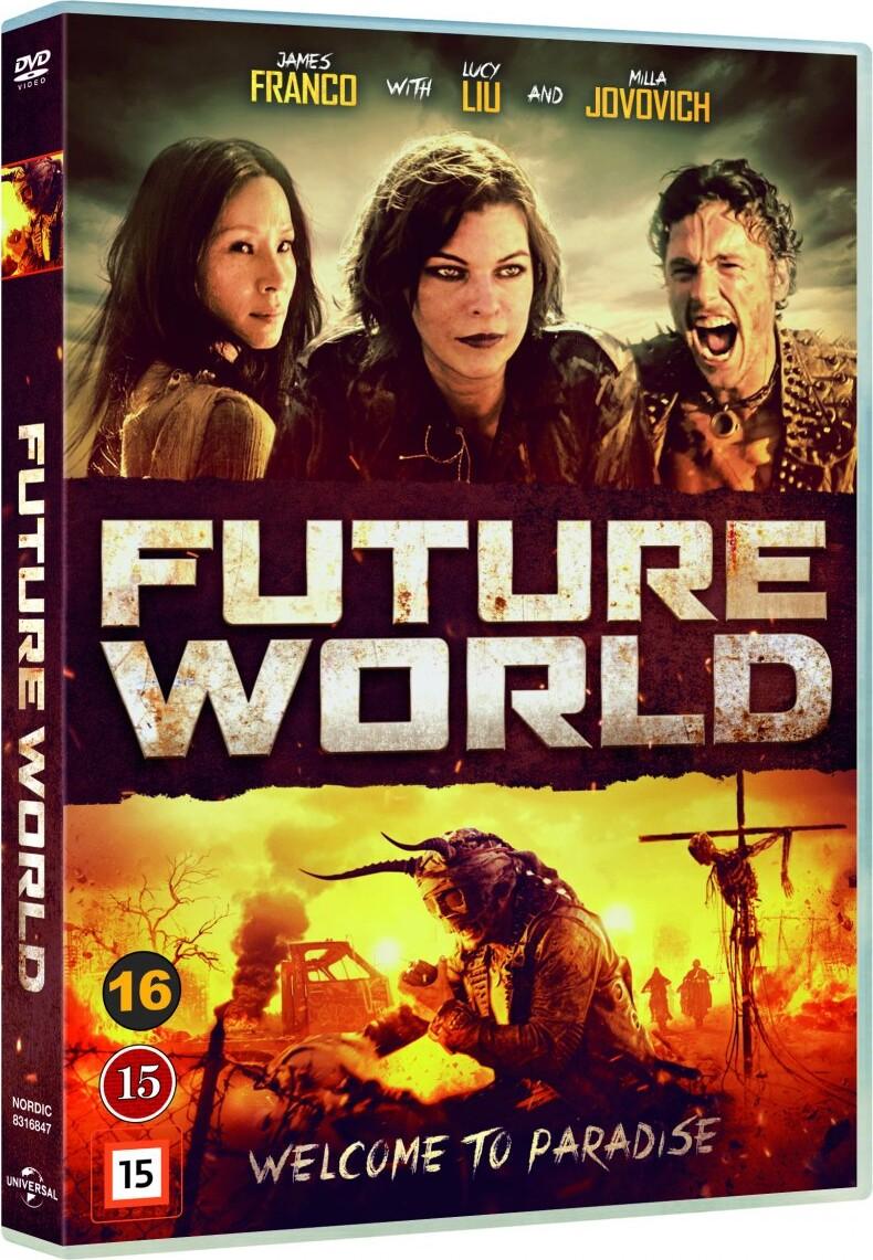 Image of   Future World - 2018 - DVD - Film