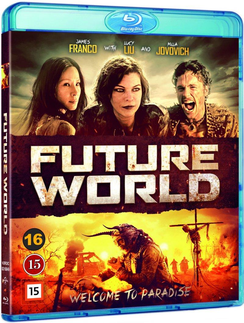 Image of   Future World - 2018 - Blu-Ray