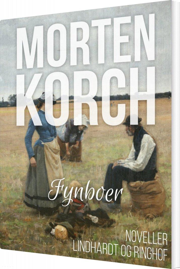 Fynboer - Morten Korch - Bog
