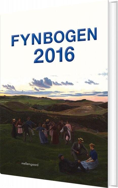 Image of   Fynbogen 2016 - Bodil Steensen-leth - Bog