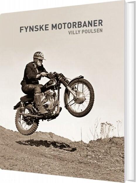 Image of   Fynske Motorbaner - Villy Poulsen - Bog