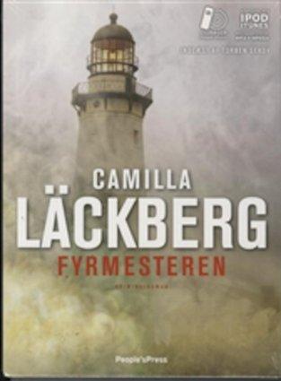 Image of   Fyrmesteren Mp3 - Camilla Läckberg - Cd Lydbog