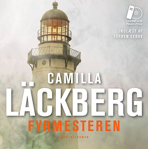 Image of   Fyrmesteren - Camilla Läckberg - Cd Lydbog