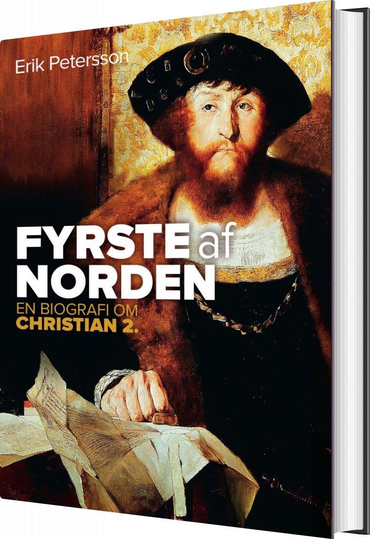 Fyrste Af Norden - Erik Petersson - Bog