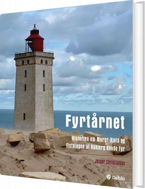 Fyrtårnet - Rubjerg Knude Fyr - Jesper Christiansen - Bog