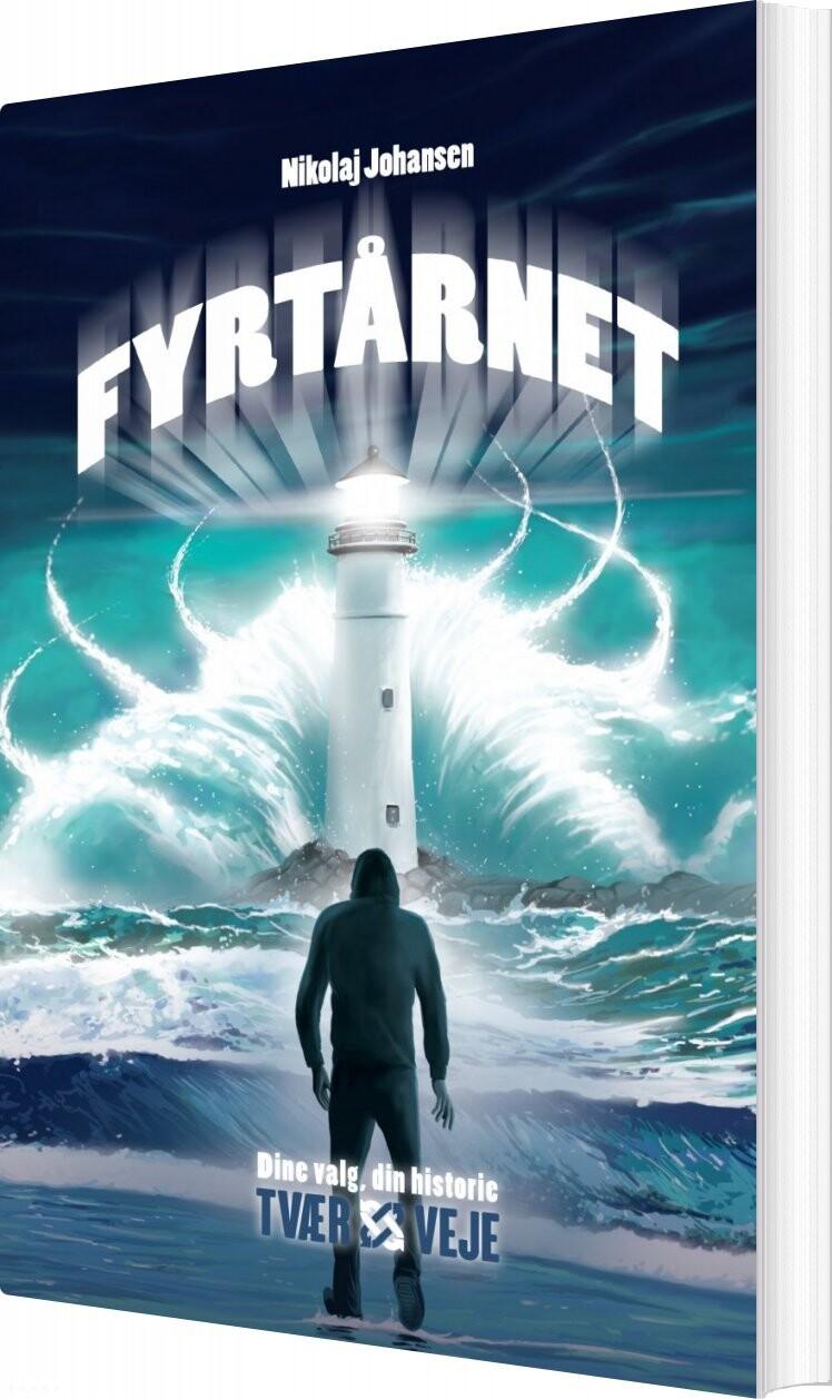 Image of   Fyrtårnet - Nikolaj Johansen - Bog