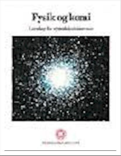 Image of   Fysik Og Kemi - Lars Christensen - Bog