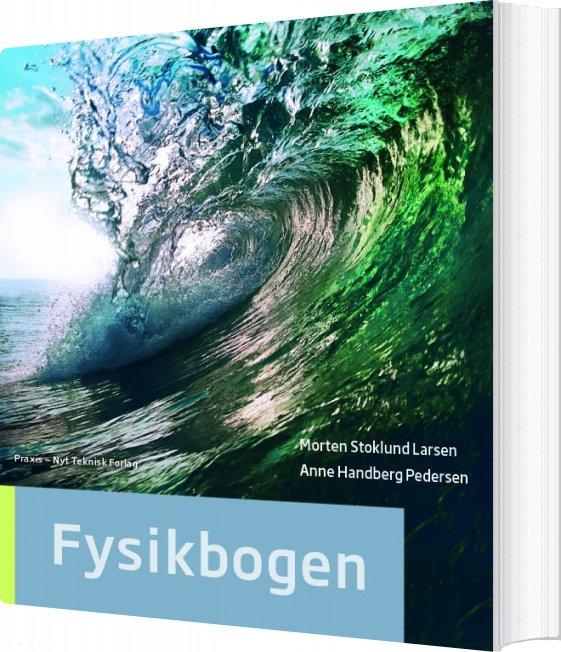 Image of   Fysikbogen - Anne Handberg Pedersen - Bog