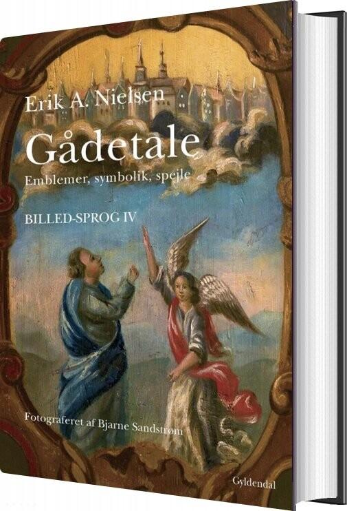 Image of   Gådetale - Erik A. Nielsen - Bog
