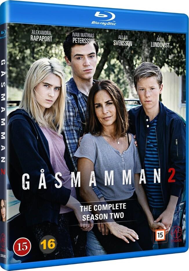 Billede af Gåsmamman - Sæson  2 - Blu-Ray - Tv-serie
