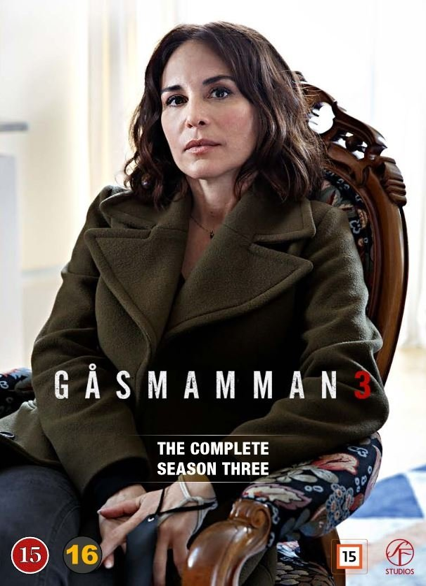 Image of   Gåsmamman - Sæson 3 - DVD - Tv-serie
