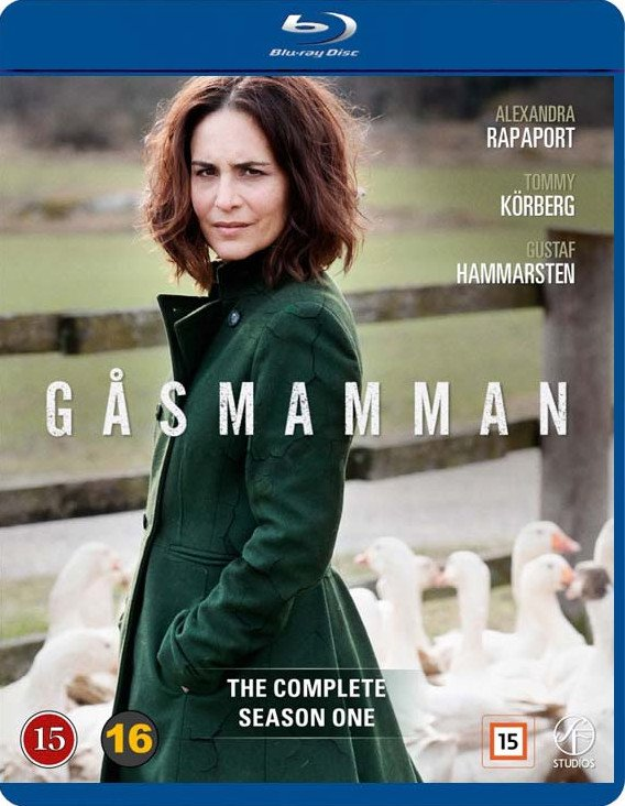 Billede af Gåsmamman - Sæson 1 - Blu-Ray - Tv-serie