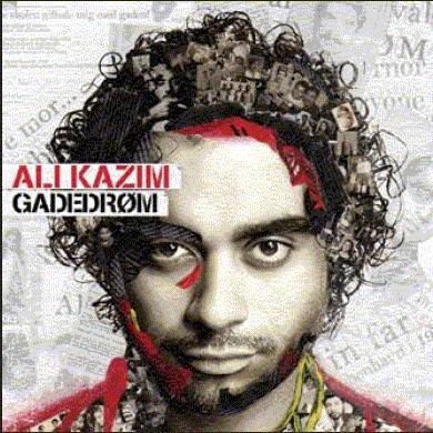 Image of   Ali Kazim - Gadedrøm - CD