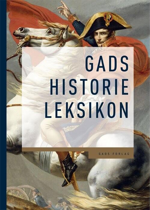 Gads Historieleksikon, 5. Udgave - Diverse - Bog