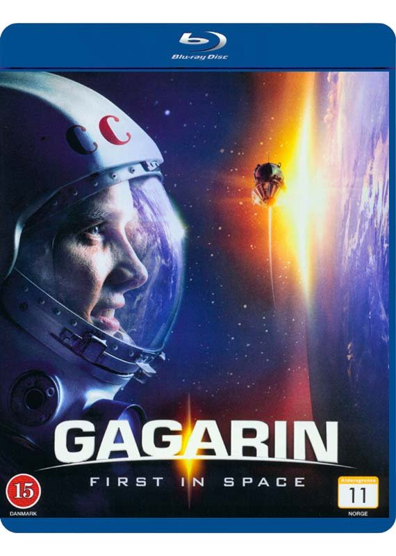 Image of   Gagarin: First In Space - Blu-Ray