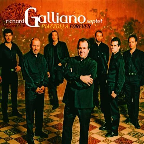 Image of   Galliano Richard - Piazolla Forever - CD