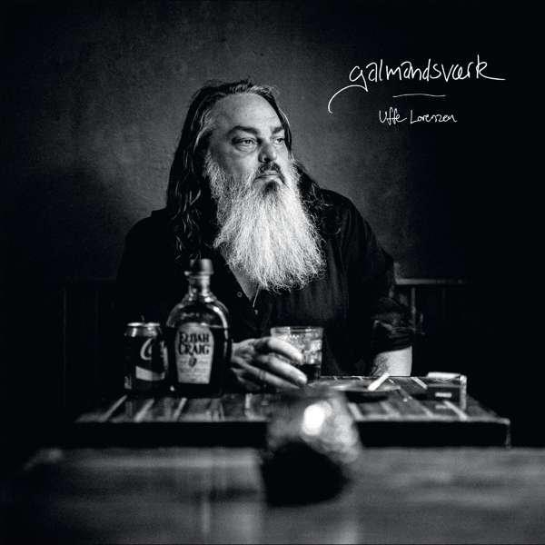 Uffe Lorenzen - Galmandsværk - CD