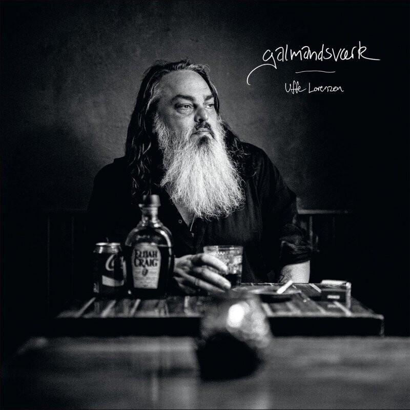 Image of   Uffe Lorenzen - Galmandsværk - Vinyl / LP