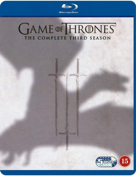 Image of   Game Of Thrones - Sæson 3 - Hbo - Blu-Ray - Tv-serie
