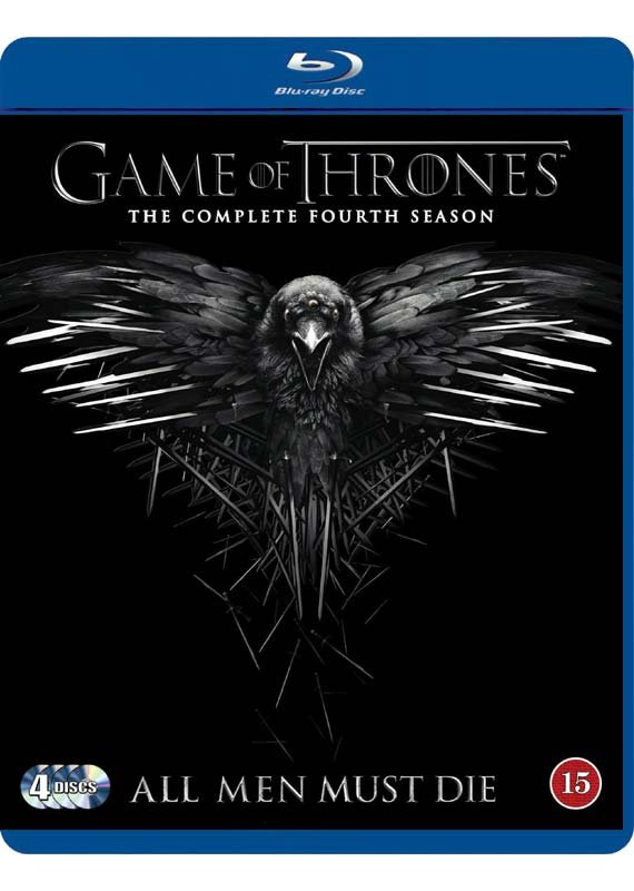 Image of   Game Of Thrones - Sæson 4 - Hbo - Blu-Ray - Tv-serie