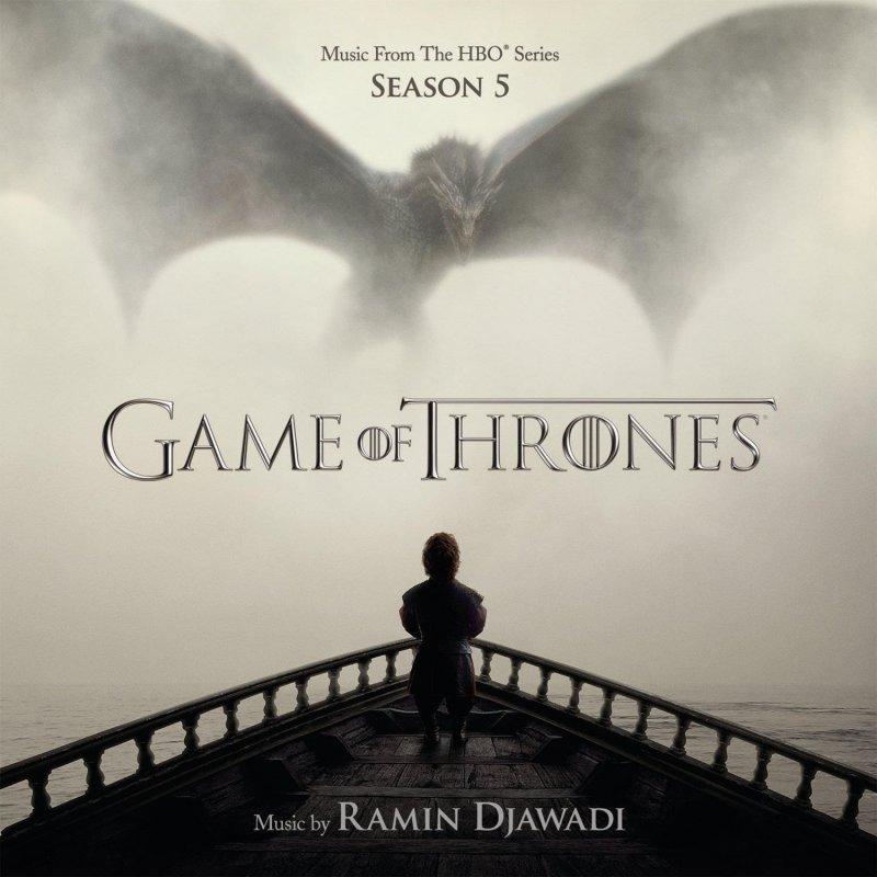 Image of   Game Of Thrones Sæson 5 - Soundtrack - Vinyl / LP