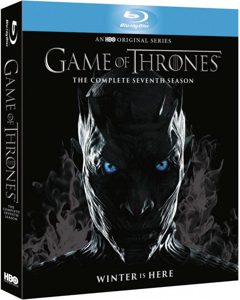 Game Of Thrones - Sæson 7 - Hbo - Blu-Ray - Tv-serie
