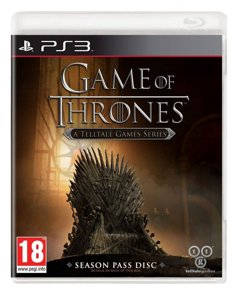 Image of   Game Of Thrones - Season 1 - PS3