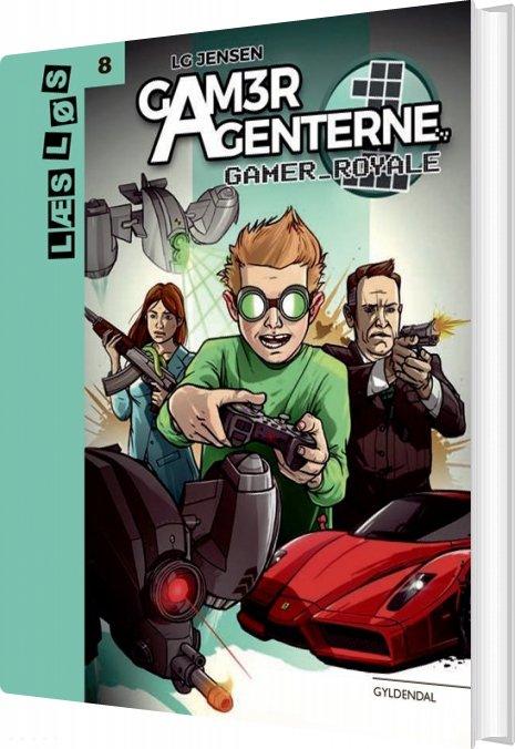Image of   Gameragenterne - Lg Jensen - Bog